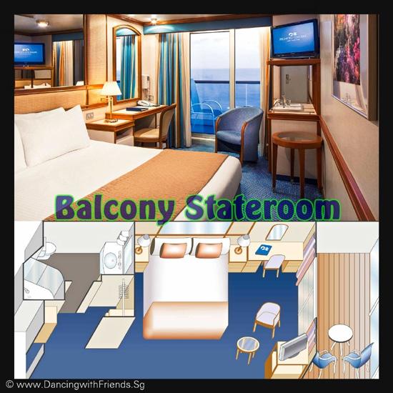 Balcony - $800 / $1010
