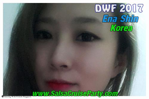 Ena Shin (Korea)