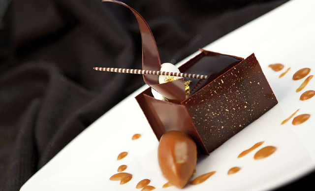 INDULGE YOUR CHOCOLATE FANTASIES