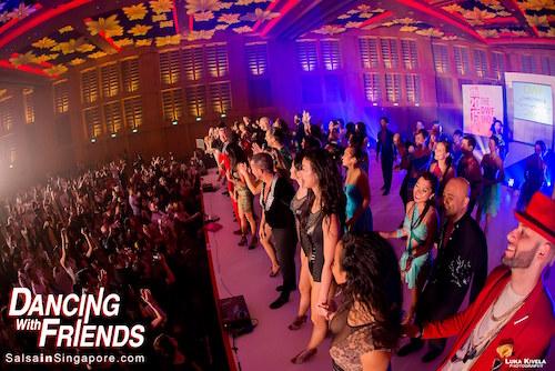DWF 2015 - Resorts World Sentosa
