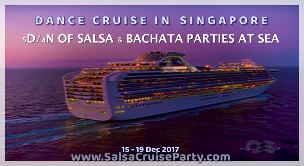 3 Dance Cruise in Singapore
