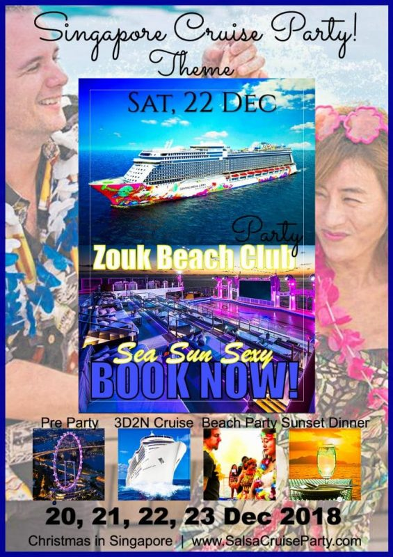 Zouk Beach Club